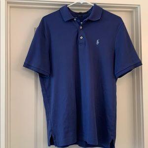 Men's Blue RL Polo, Size M 👕